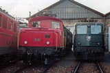 Ee 3/3 16392 e Ae 6/6 11506 'Grenchen'
