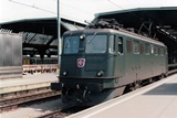Ae 6/6 11436 'Stadt Solothurn'