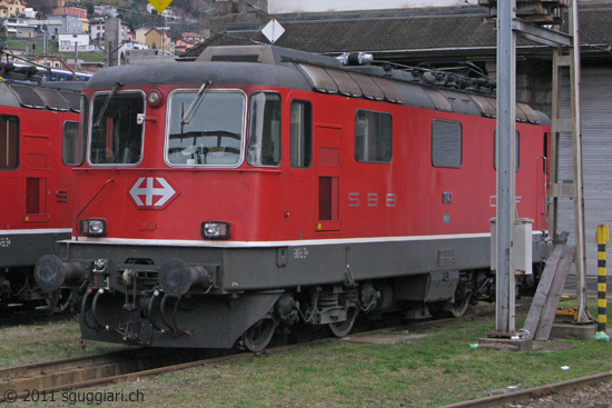 FFS Re 4/4 II 11141 'Swiss Express'